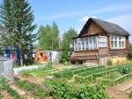 Gästehaus und Gemüsegarten