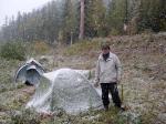 2009 zwei Tage später Schnee am Phatom